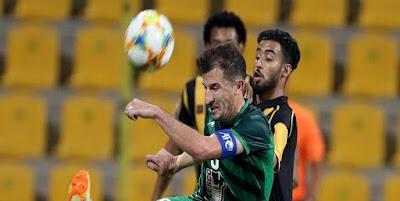 مباراة الاتحاد وذوب آهن أصفهان الإيران ضمن بطولة دوري أبطال آسيا 2019