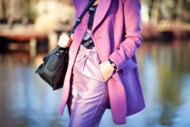 Inspiration: Radiant Orchid