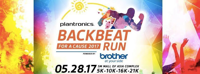 Backbeat Run 2017 partners with Brother Philippines