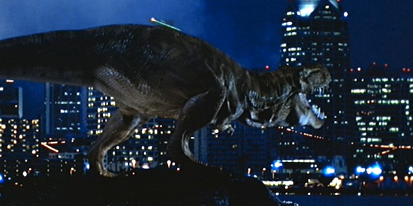 A Mighty Fine Blog Film Review The Lost World Jurassic Park 1997