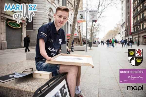 Mariusz Draws - Proyek Mariusz Kedzierski