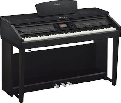 Dòng đàn piano điện Yamaha Clavinova và Arius