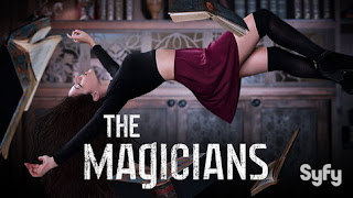 The magicians. syfy