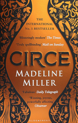 Brona S Books Circe By Madeline Miller