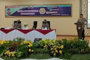 Tingkatkan Kompetensi, Kasie Humas Polres Serang Ikuti Bimtek Uji Konsekuensi IP di Polda Banten