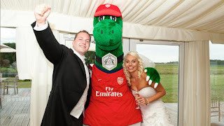 Why Arsenal Chose A Dinosaur As Mascot