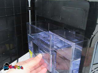 serbatoio dell'acqua Power Matic-ccino 6000 della Cecotec