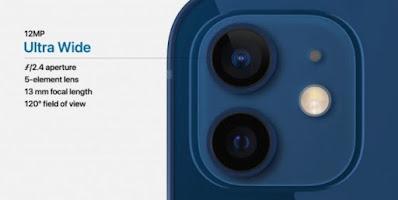 رسميا مواصفات وسعر هاتف  ايفون 12 – iPhone 12