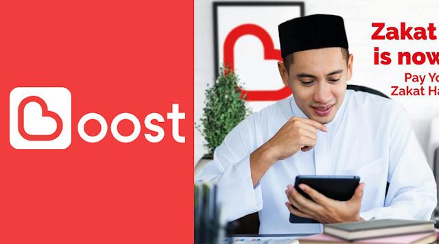 5 Perkara Yang Anda Boleh Lakukan Menggunakan eWallet Boost Sempena Ramadan