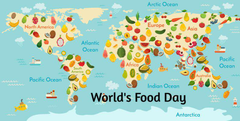 World Food Day Wishes for Instagram