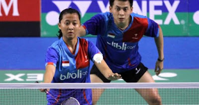 Ricky/Richa, Greysia/Nitya, Lolos ke Semifinal India Superseries 2016