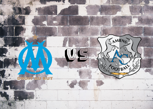Olympique Marseille vs Amiens SC  Resumen