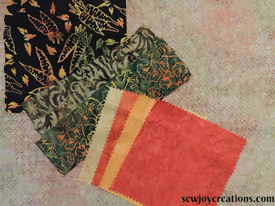quilter's soup fabric