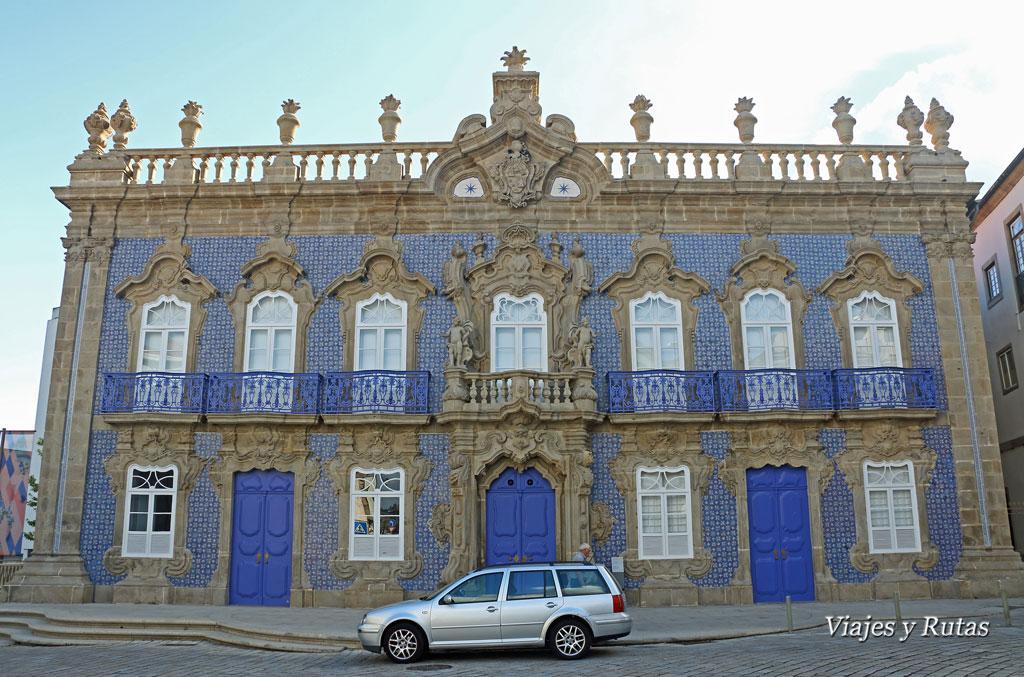 Casa do Raio, Braga