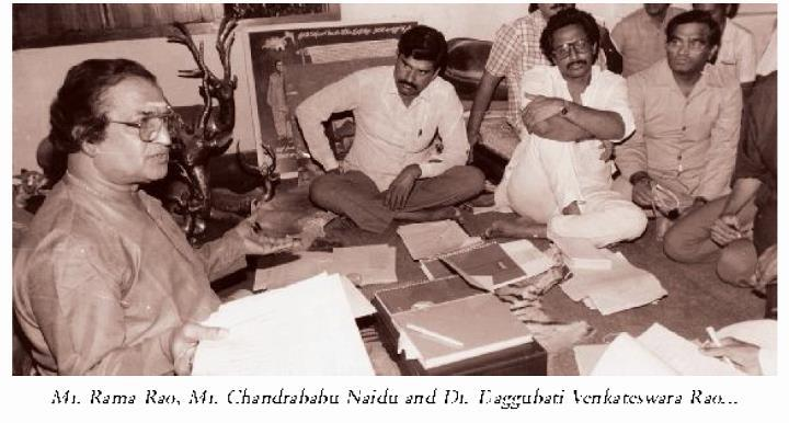 Legacy Role In Politics : Interesting Facts on NTR's political c
