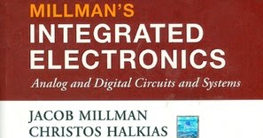 Millman's Integrated Electronics 2nd Edition pdf download free