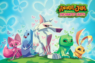 Image result for animal jam enchanted earth