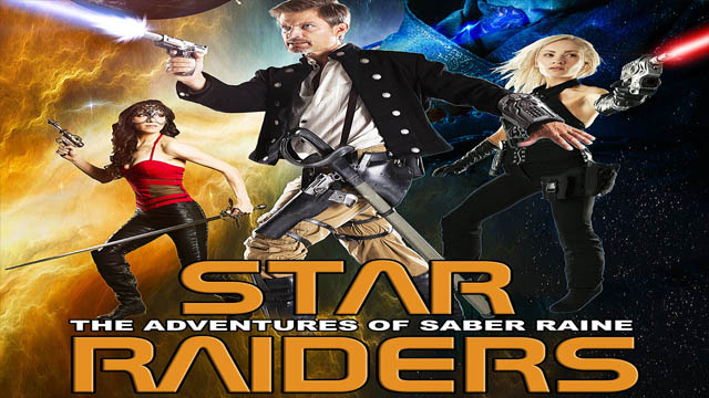 Star Raiders: Adventures of Saber Raine (2017) Hindi Dubbed Movie 720p BluRay Download