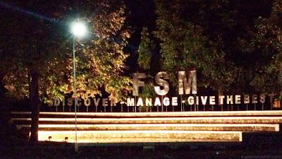 Slogan FSM Undip