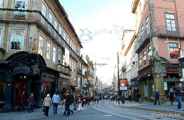 Rua Santa Catarina, Oporto