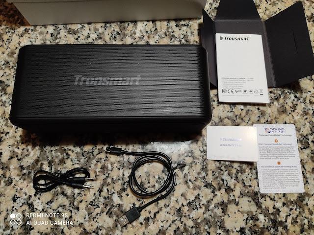 Tronsmart Mega Pro Review
