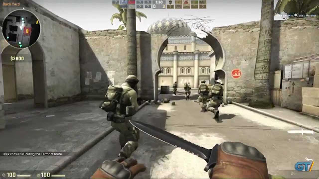 Counter Strike: GO - Full PC Game Torrent Download