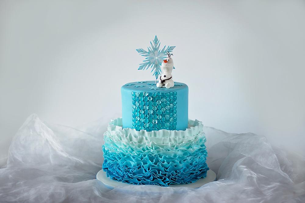 Sara Elizabeth Custom Cakes Gourmet Sweets Disney S Frozen A