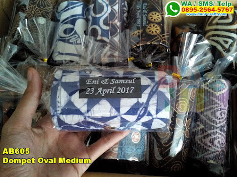 Jual Dompet Oval Medium