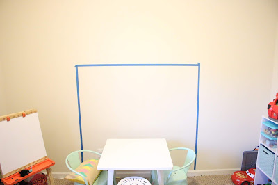 playroom layout planning in a small space playroom