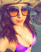 Eshanya Maheshwari Latest Selfies in Bikini ~  Exclusive Galleries 011.jpg