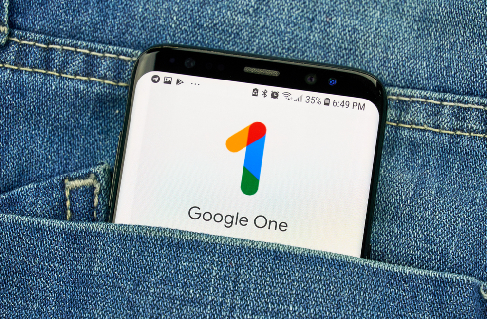 Free Phone Backup and Storage Manager via Google One
