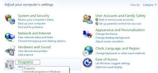 Cara Mengatasi game bawaan windows 7 yang tidak ada atau tidak bisa di buka