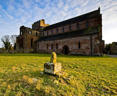 Top 10 Spots To Enjoy A Picnic Along Hadrian's Wall - Lanercost Priory