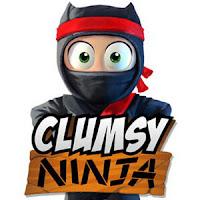 Clumsy Ninja Infinite (Coins - Gems) MOD APK