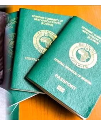Get New Nigeria International e-Passport online, validity and cost  https://immigration.gov.ng/standard-passport/