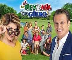 capítulo 25 - telenovela - la mexicana y el guero  - las estrellas