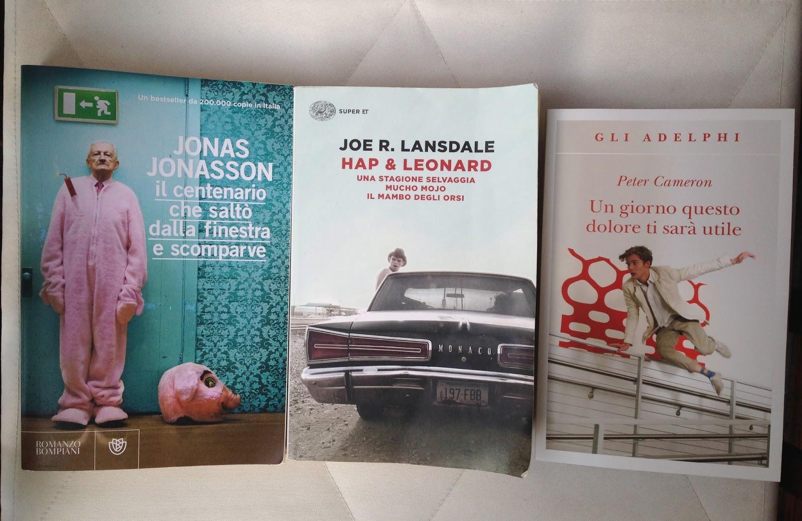 Suevele agosto 2016 - Il centenario che salto dalla finestra e scomparve libro pdf ...