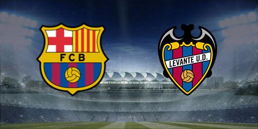 مباراة برشلونة وليفانتي بتاريخ 02-02-2020 الدوري الاسباني