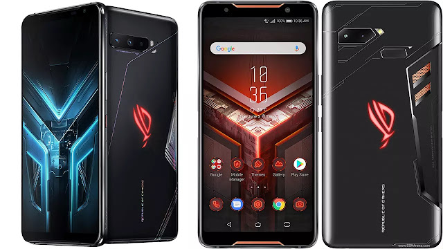 Asus ROG 5 Series Gaming Smartphone Launches With Qualcomm Snapdragon 888 SoC