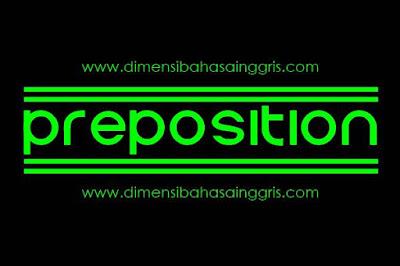 Memahami Preposition Bahasa Inggris