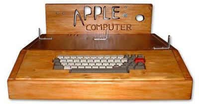 প্রথম Apple কম্পিউটার/ল্যাপটপ