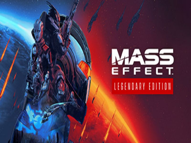 Download Mass Effect Legendary Edition Game PC Free