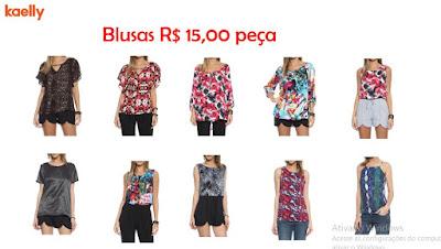 roupas femininas atacado para lojas de preço único de até 30 reais