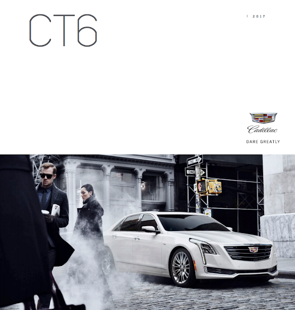 Downloadable 2017 Cadillac CT6 Brochure