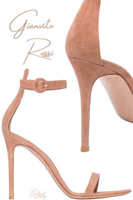 Gianvito Rossi Portofino sandals #brilliantluxury