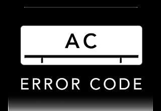 kode error ac tcl