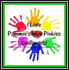Pammies Iny Pinkies Challenge