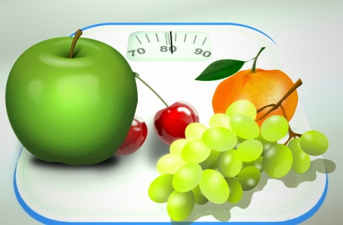 Save money in grocery by comparing price to weight.