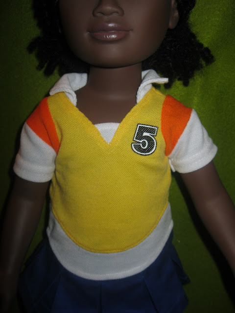 American Girl Outsider: Casual Fridays: Lulu from Karito Kids