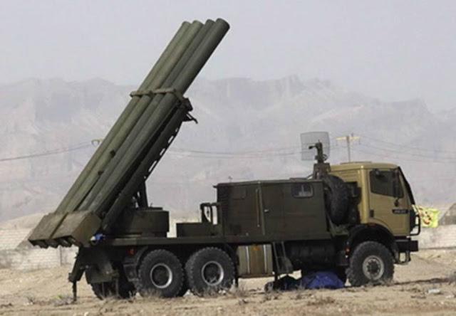 القوة الصاروخية البالستية السورية  فجر5 فجر3 Syrian ballistic missile force